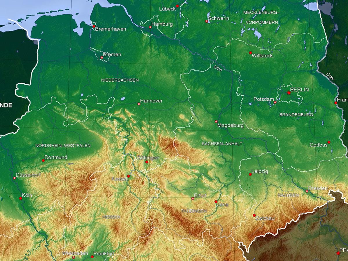 Geo-Erlebnistouren im Überblick